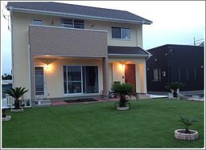 家庭用リアル人工芝