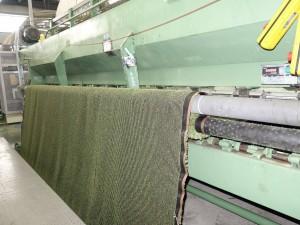 人工芝製造過程